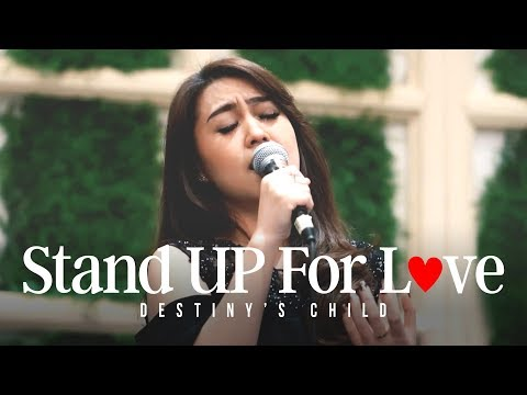 Stand Up For Love - Destiny's Child (Cover By Desmond Amos Entertainment)