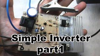 Video Cara Simpel Membuat Inverter - part1 download MP3, 3GP, MP4, WEBM, AVI, FLV Oktober 2018