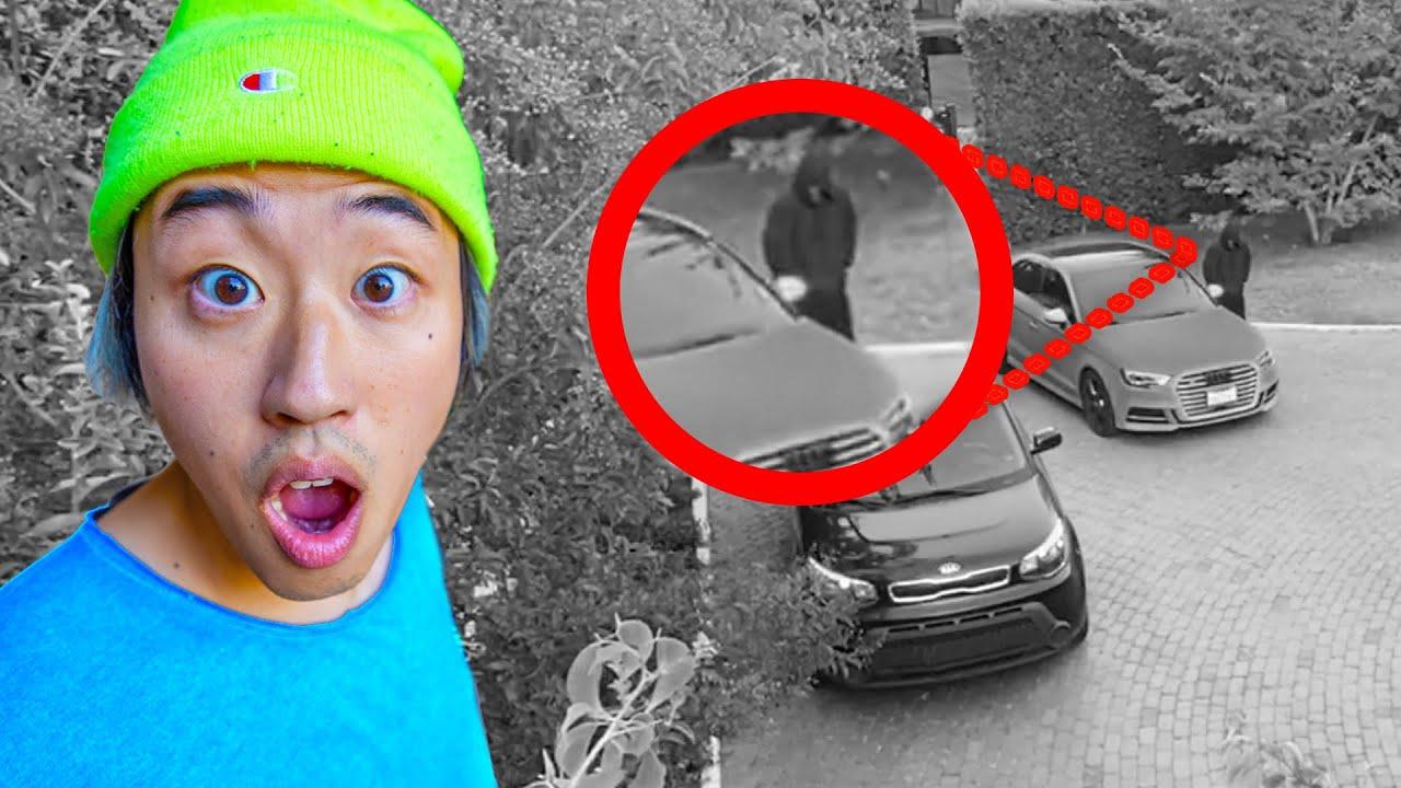MY CAR GOT STOLEN!!