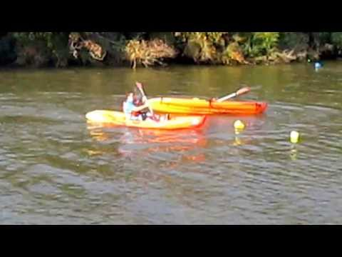 BAHFH 110913 Aerospace Games Canoe Capsize