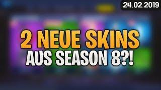 FORTNITE SHOP vom 24.2 - 🤖 Neue Skins! 🛒 Fortnite Daily Item Shop von Heute (24 Februar 2019) | Detu