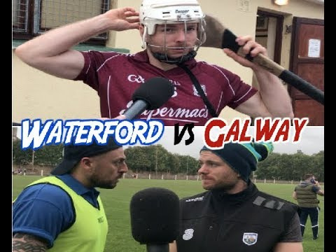 Waterford vs Galway 2017 Preview - 2 Johnnies