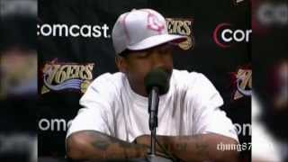 Allen Iverson's infamous 'practice' press conference (LONGEST version)
