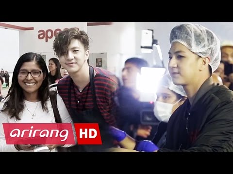 [Arirang Special] A Beautiful Night in Peru with Korean Food And Music