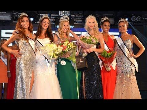 Miss Universe Sweden Final 2013