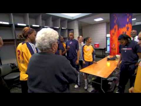 WNBA Finals Game 1 All Access