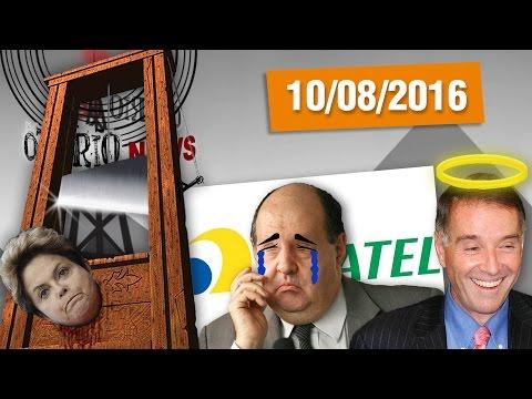 Dilma vira ré, Taxa de Inconveniência, Gargamel da Anatel renuncia e Eike aceita Jesus #OtarioNews