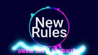Dua Lipa - New Rules (Ringtones Official) free mp3 download