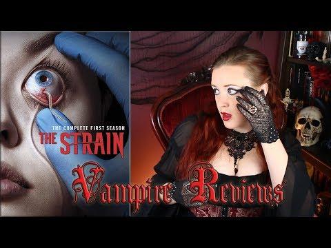 Vampire Reviews: The Strain