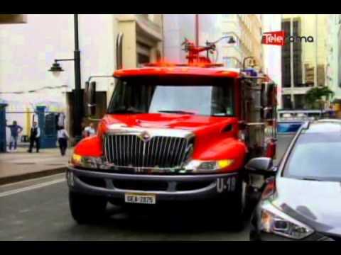 Restringido paso peatonal y vehicular en varias zonas para evitar riesgos