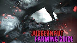 Gambar cover [Warframe] Juggernaut Farming Guide
