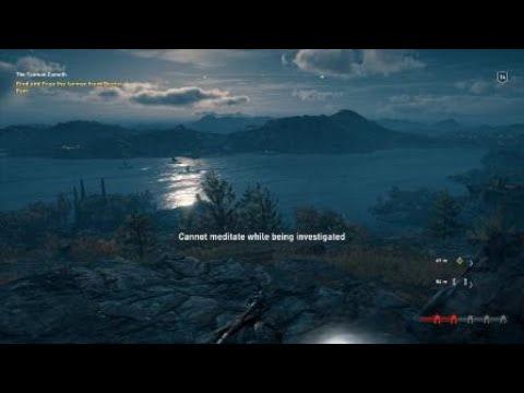 [AC Odyssey] Game freezes [PS4 Pro]