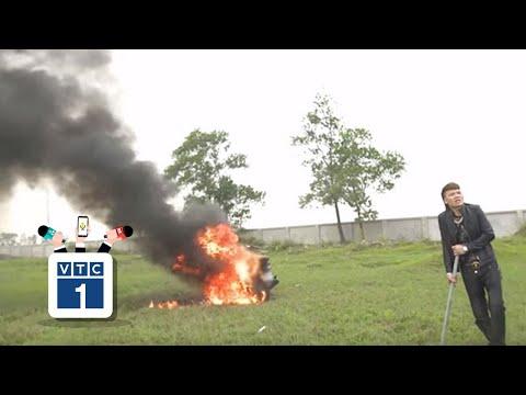 Vụ Khá Bảnh đốt Xe Máy: Công An Vào Cuộc Xác Minh   VTC1