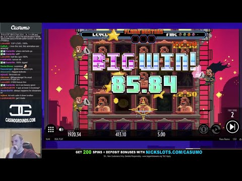 Casino Slots Live - 16/11/17 *Bonus Hunt*