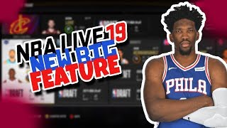 nba live 19 franchise mode