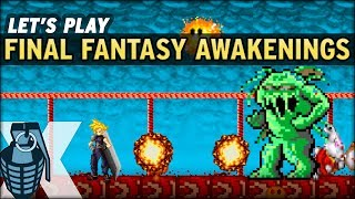 "Garbage Game: ""Final Fantasy Awakenings Cloud 9 Into The Void"""
