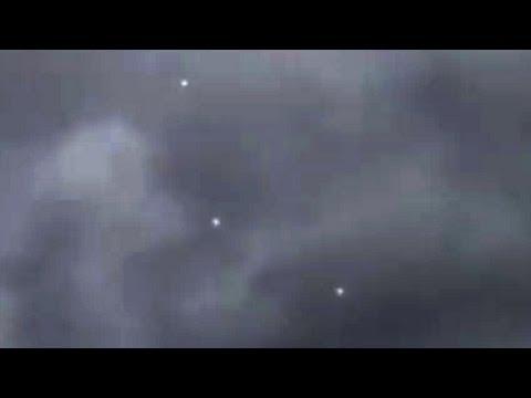 UFO over Amsterdam, Netherlands