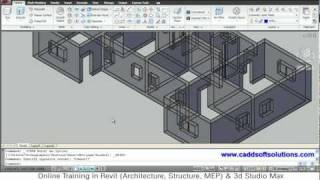 Autocad 3d House Modeling Tutorial - 3 | 3d Home | 3d Building | 3d Floor Plan | 3d Room
