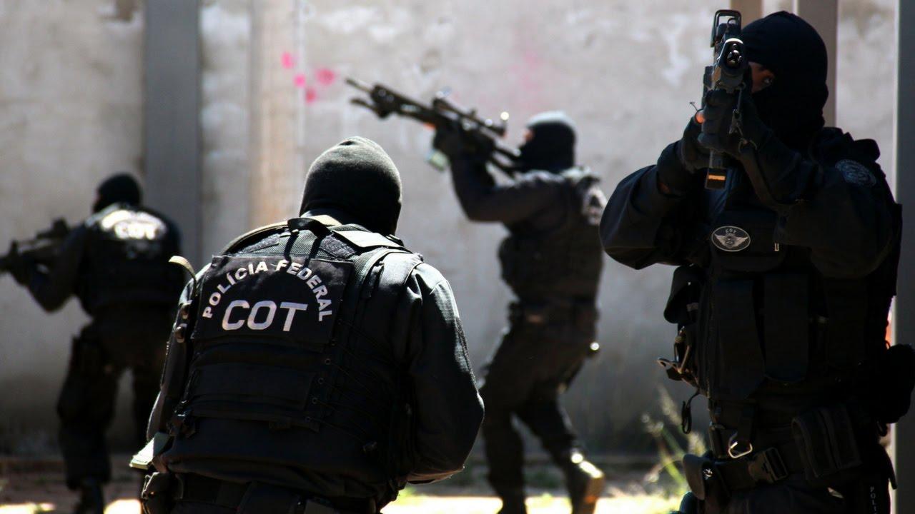 Motivacional Polícia Federal Cot Gpi