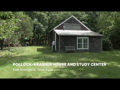 Pollock-Krasner House Studio Tour with Helen A. Harrison