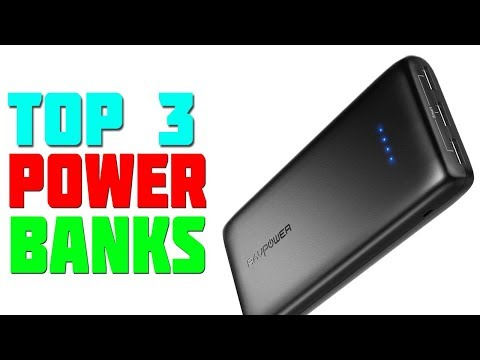Top 3 Best Power Banks You Must Have In 2019