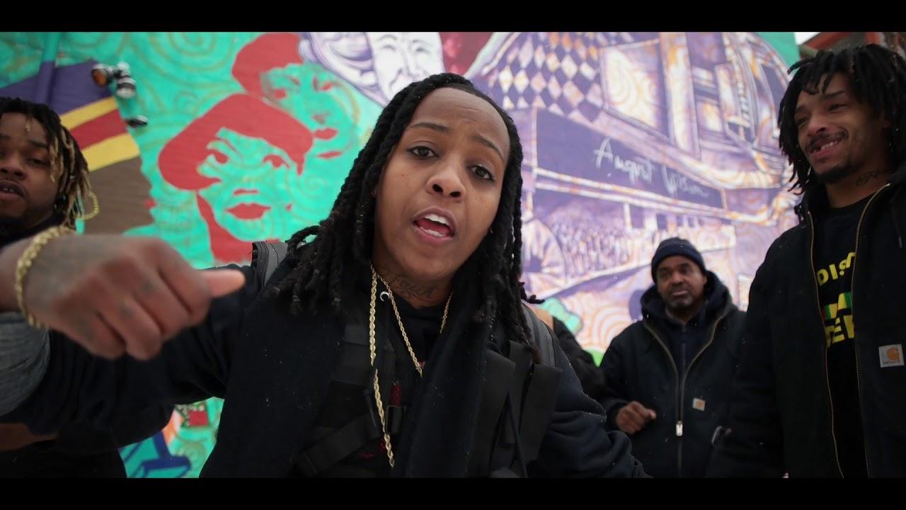 Hardcore female rap videos