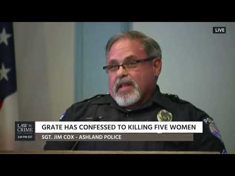 Shawn Grate Trial Day 1 Part 1 Sgt Jim Cox Testifies 04/23/18