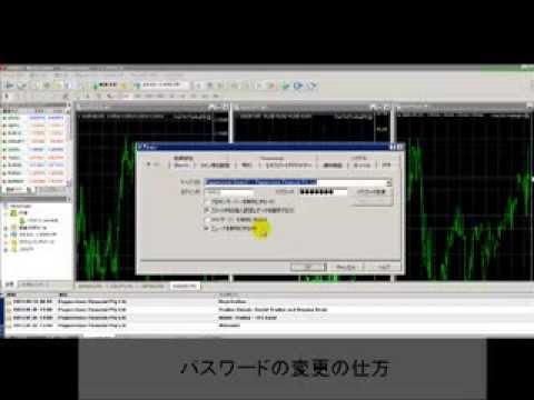 メタトレーダー4(MT4)デモ口座申請&初期設定(FXDD編) | Doovi