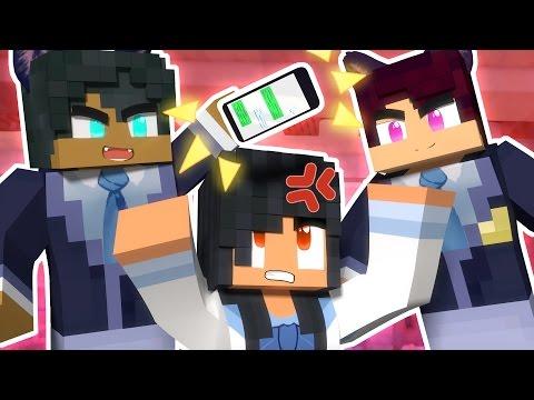 HE'S NOT MY BOYFRIEND! | Phoenix Drop High S2 [Ep.27] | Minecraft Roleplay - Видео из Майнкрафт (Minecraft)
