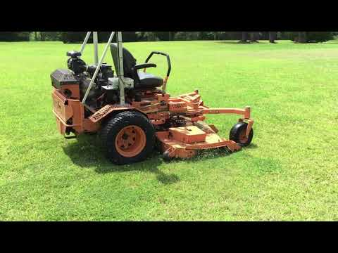 Anatomy of a Huge Self-Driving Mower – Deep South Robotics