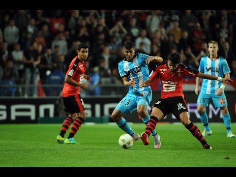 Z.Machach (Olympique Marseille) Vs Rennes / Ligue1 /21.09.2016 720p