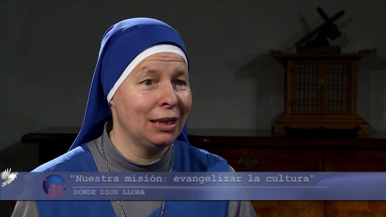 Madre María de Anima Christi, SSVM Superiora general del Instituto Servidoras del Señor y de la Virgen de Matará