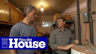 How to Install a Heat Pump Water Heater - This Old House