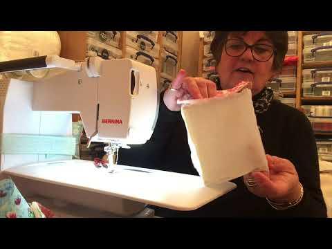 Tissue box cover - Quick make