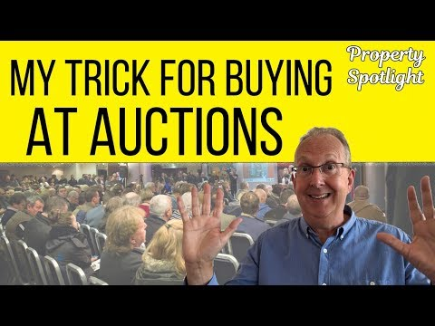 The BEST Way To Buy At Auction?  | Property Auctions | Property Spotlight