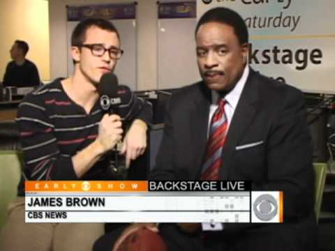 Backstage with CBS Sports