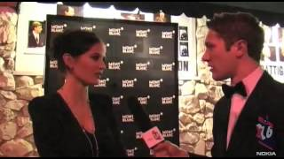 Eve Green Web: Eva Green Interview at the Montblanc Presents Windows Premiere(, 2014-11-03T09:34:04.000Z)