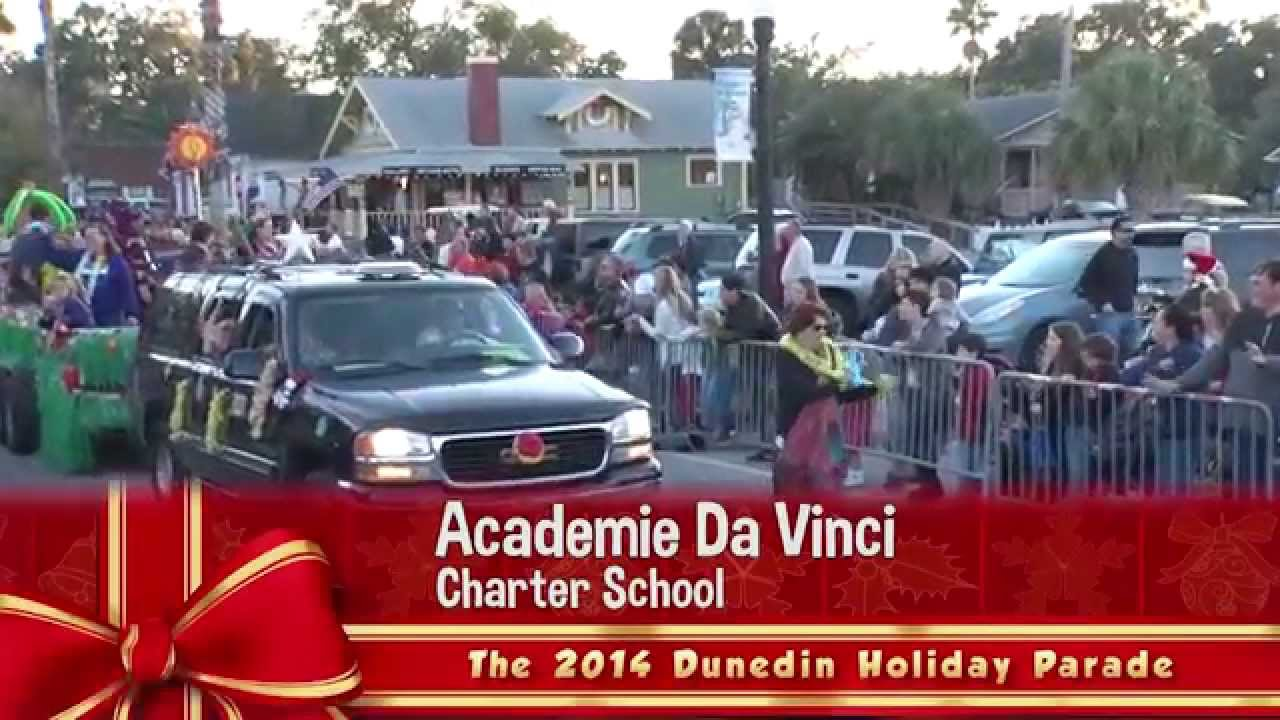 Dunedin Holiday Parade 2014 - YouTube