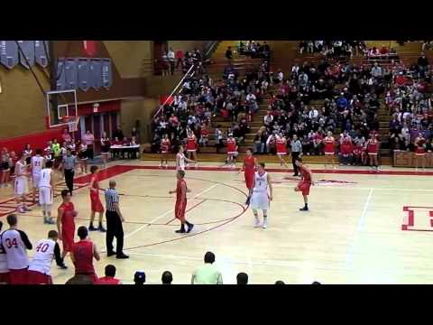 Woods Cross High School vs Bountiful - 2-10-2015 - Varsity Basketball