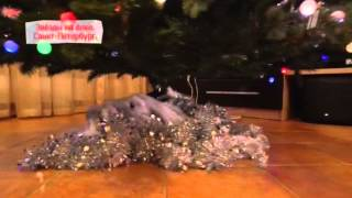 Стас Пьеха поздравляет с наступающим Новым Годом 2015 ( Идеальный ремонт - Первый канал 20.12.14)