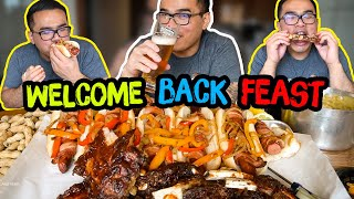 Welcome back FEAST