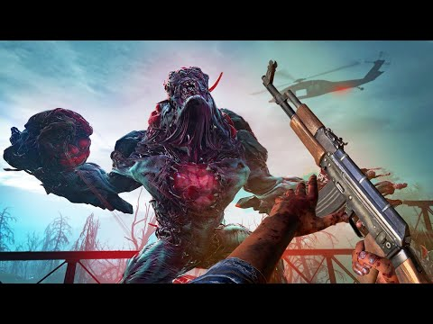 THE BEST NEW ZOMBIES GAME - BACK 4 BLOOD BETA GAMEPLAY