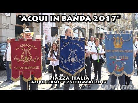 Acqui in Banda 2017