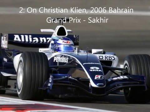 Nico Rosberg - Top 5 Overtakes