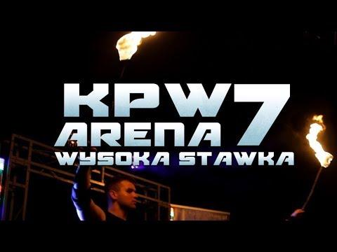 KPW Arena 7 - Skrót gali