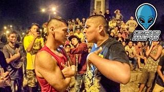 FINAL: Stick (Lima) vs Leo (Trujillo) - Campo de Marte #FreestyleDelCentro