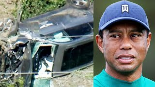 Tiger Woods Hospitalized After Serious Car Crash: All The Details