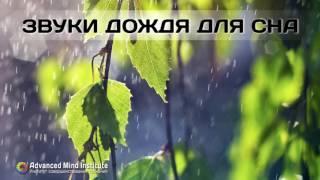 Звуки дождя для сна / Rain sounds for sleep