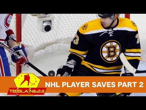 NHL Player Saves Part 2