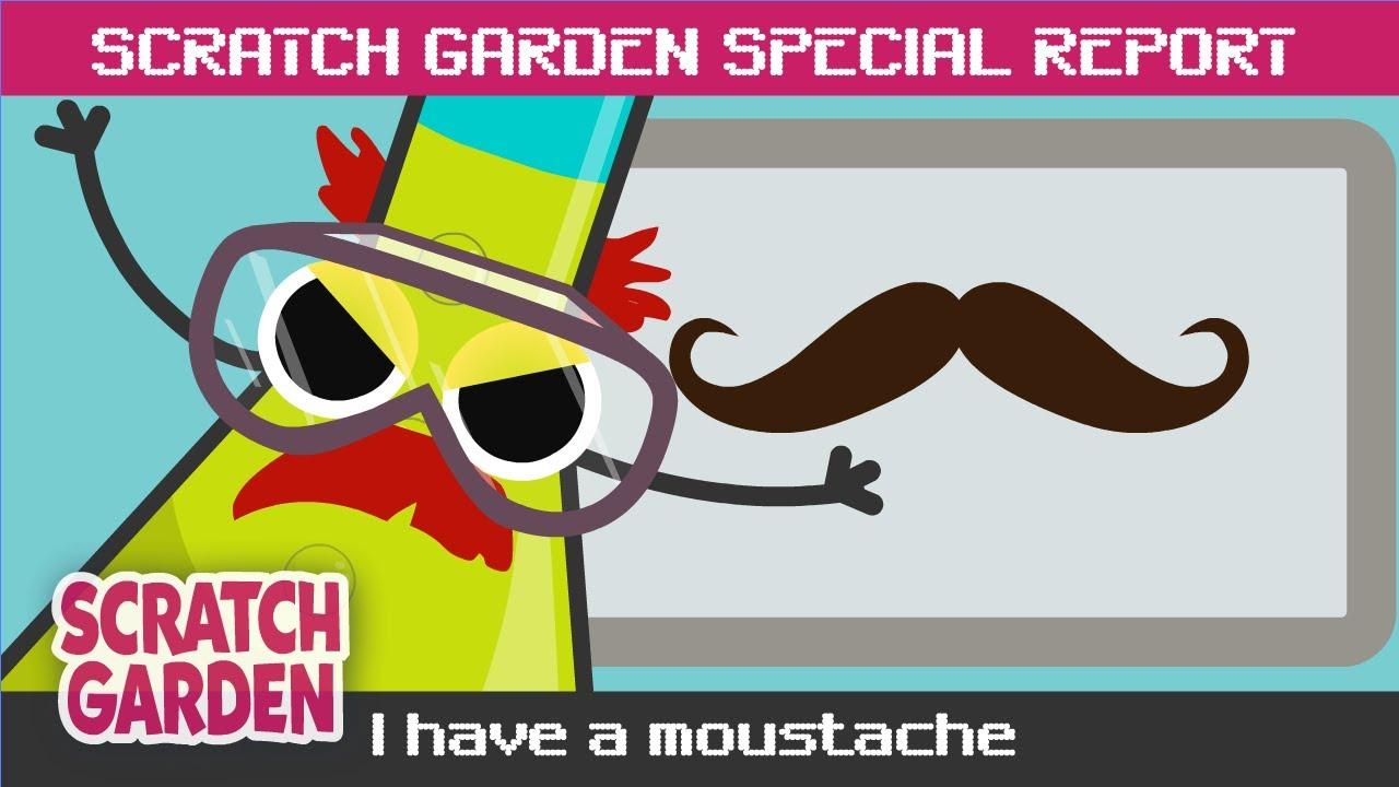 Special Report Mustache